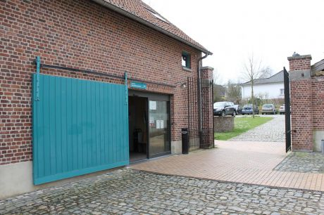 PhotoBooth in Dilbeek, de Heetveldelaan 4, Administrief Centrum Kasteelhoeve