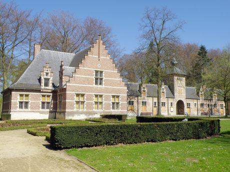 PhotoBooth in Ekeren, Veltwijcklaan 27, Districtshuis