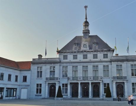 PhotoBooth in Ronse, Stadhuis, Grote Markt 12