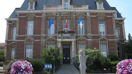 Photomaton à Uccle, Jean vander Elstplein 29, Gemeentehuis