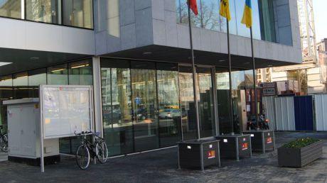 PhotoBooth in Wilrijk, Districtshuis, Bist 1