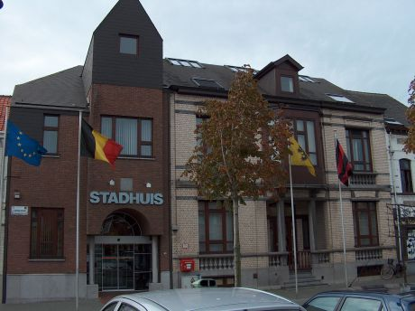 PhotoBooth in Scherpenheuvel, August Nihoulstraat 13-15
