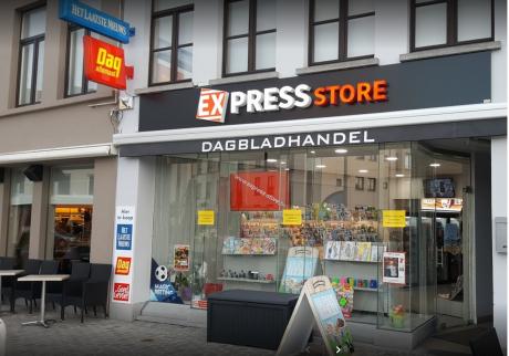 PhotoBooth in Oudenaarde, Tussenbruggen 16, Express-Store